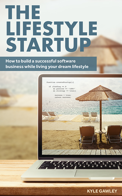 The Lifestyle Startup book cover